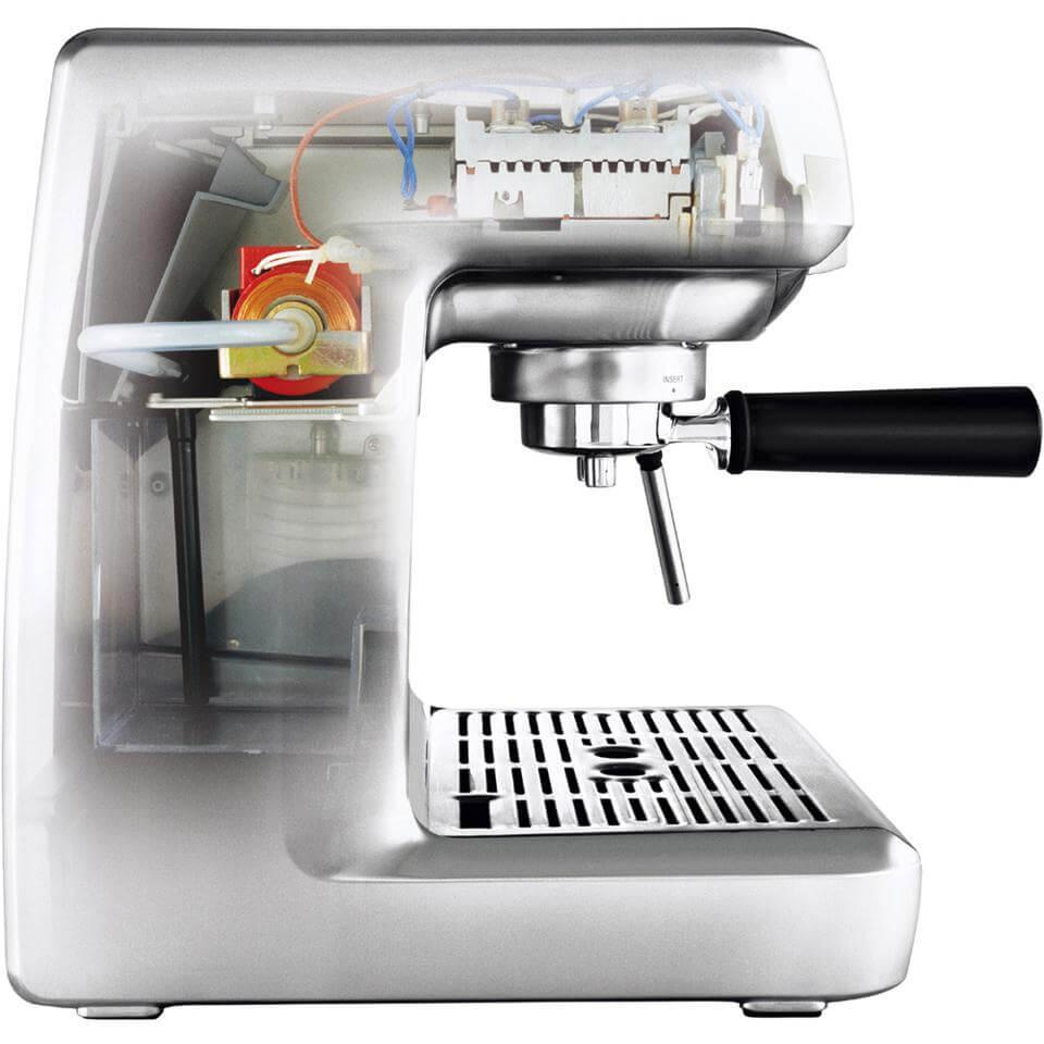 Pákové espresso Catler ES 8011 pro přípravu dokonalé kávy