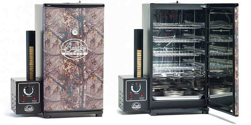 Bradley Smoker Original Realtree Camo