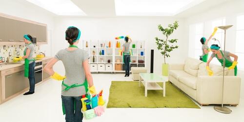 čištění bez chemie a ekologicky s pomocí běžně dostupných prostředků