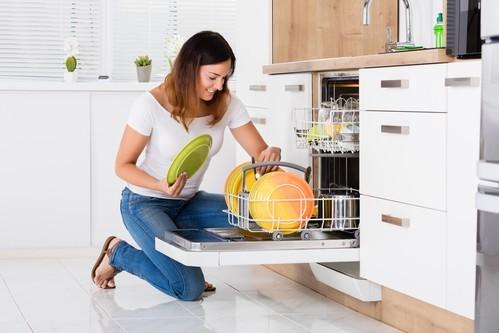 Vybíráme myčku nádobí